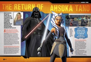 Star Wars Insider - Return of Ahsoka