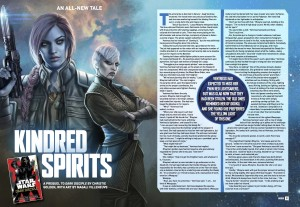 Star Wars Insider - Dark Disciples