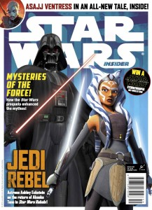 Star Wars Insider - cover