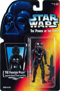 Kenner - TIE Fighter Pilot