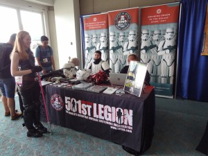 Comic-Con - 501st Legion