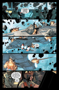 Vader #8 comic, preview image #5