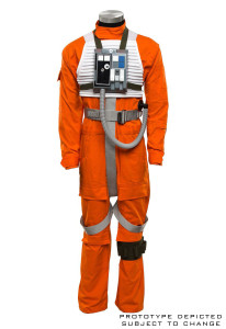 Rebel flight suit