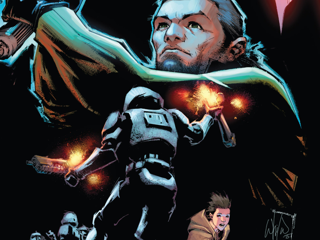 Kanan: The Last Padawan #4 cover