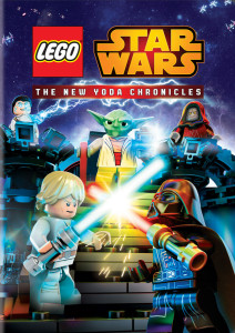 LEGO Star Wars: The New Yoda Chronicles box art