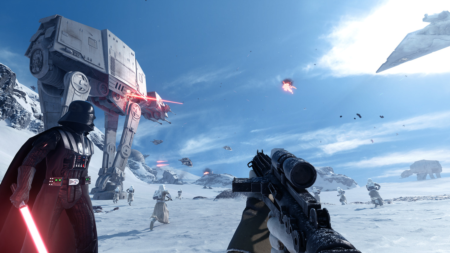 Star Wars Battlefront Beta: Armed and Operational - UPDATED