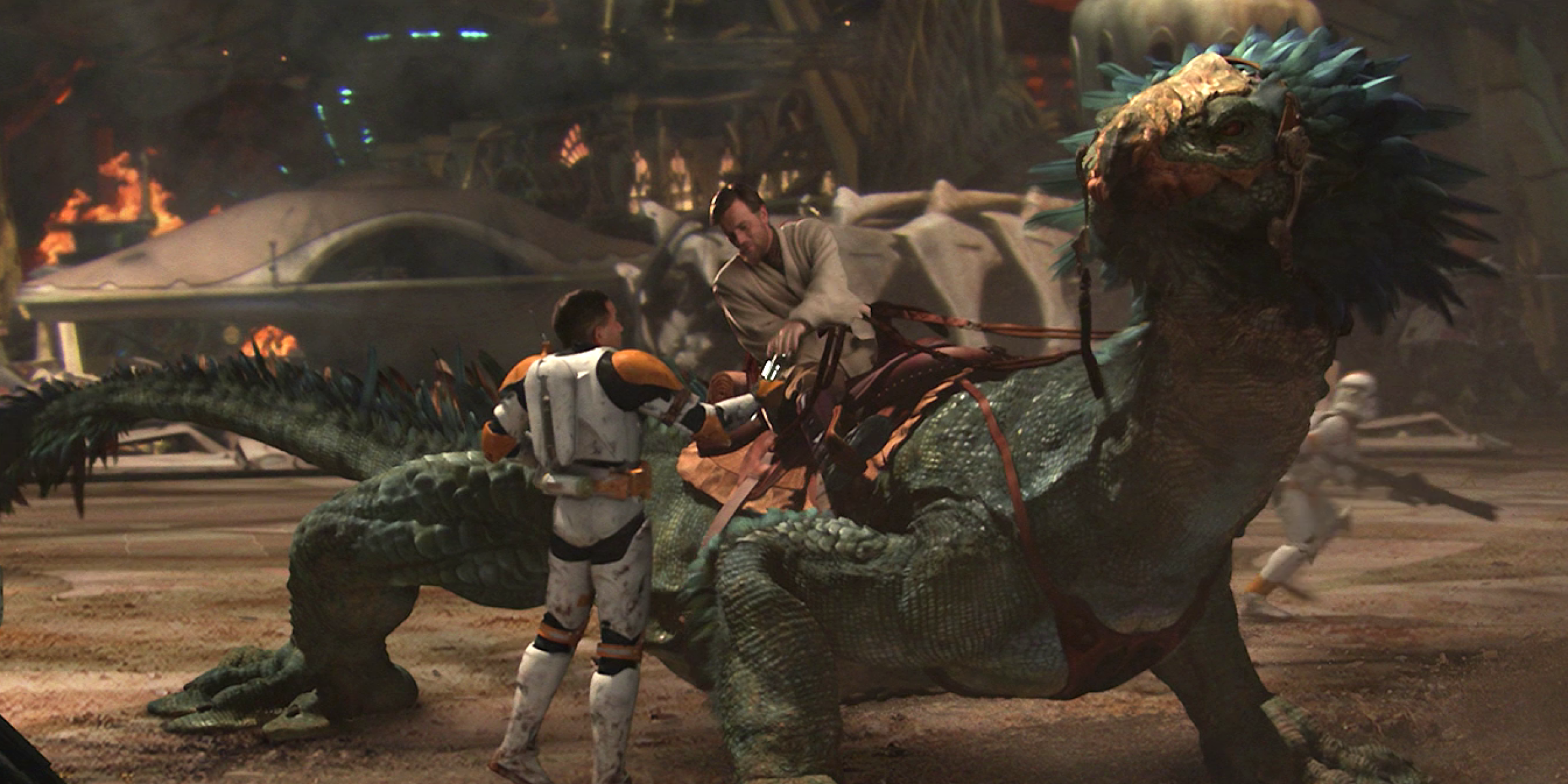 9 Creatures in the Star Wars Universe We'd Like to Keep as ...