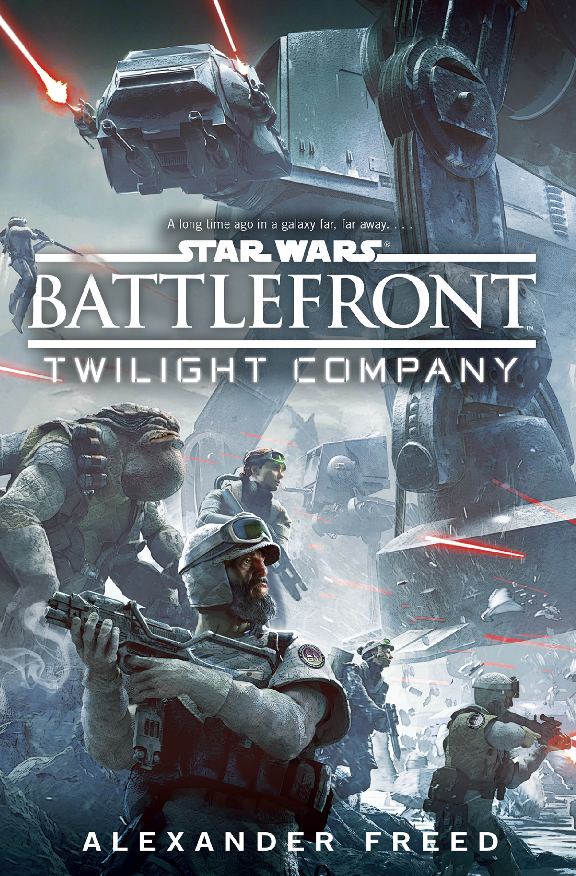 Star Wars Battlefront Twilight Company Novel Coming In November Starwars Com