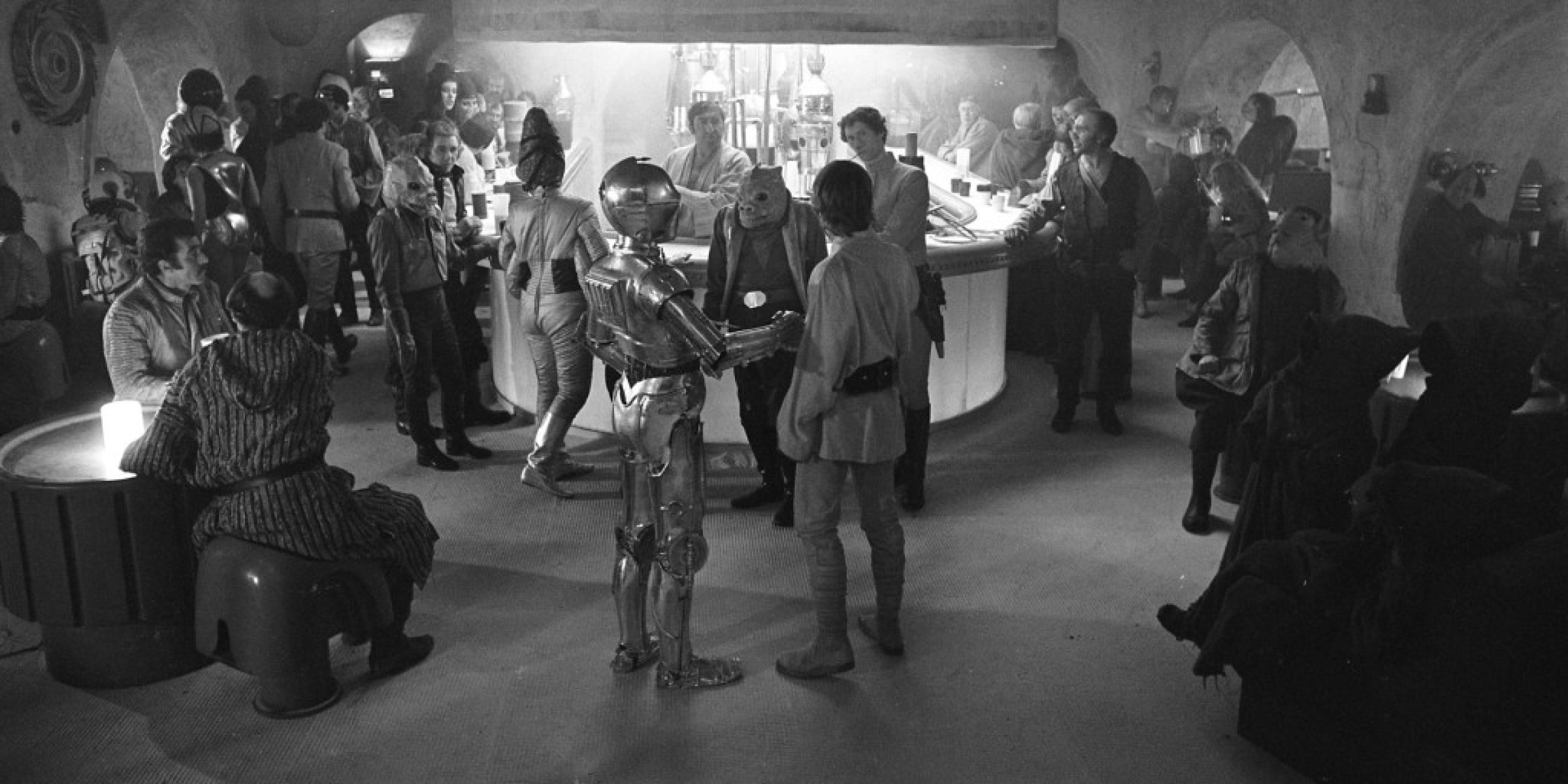 8070e4344e Meet the Humans from the Mos Eisley Cantina