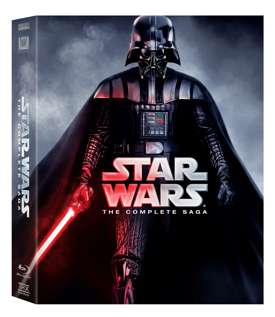 Star Wars Saga - Blu-ray