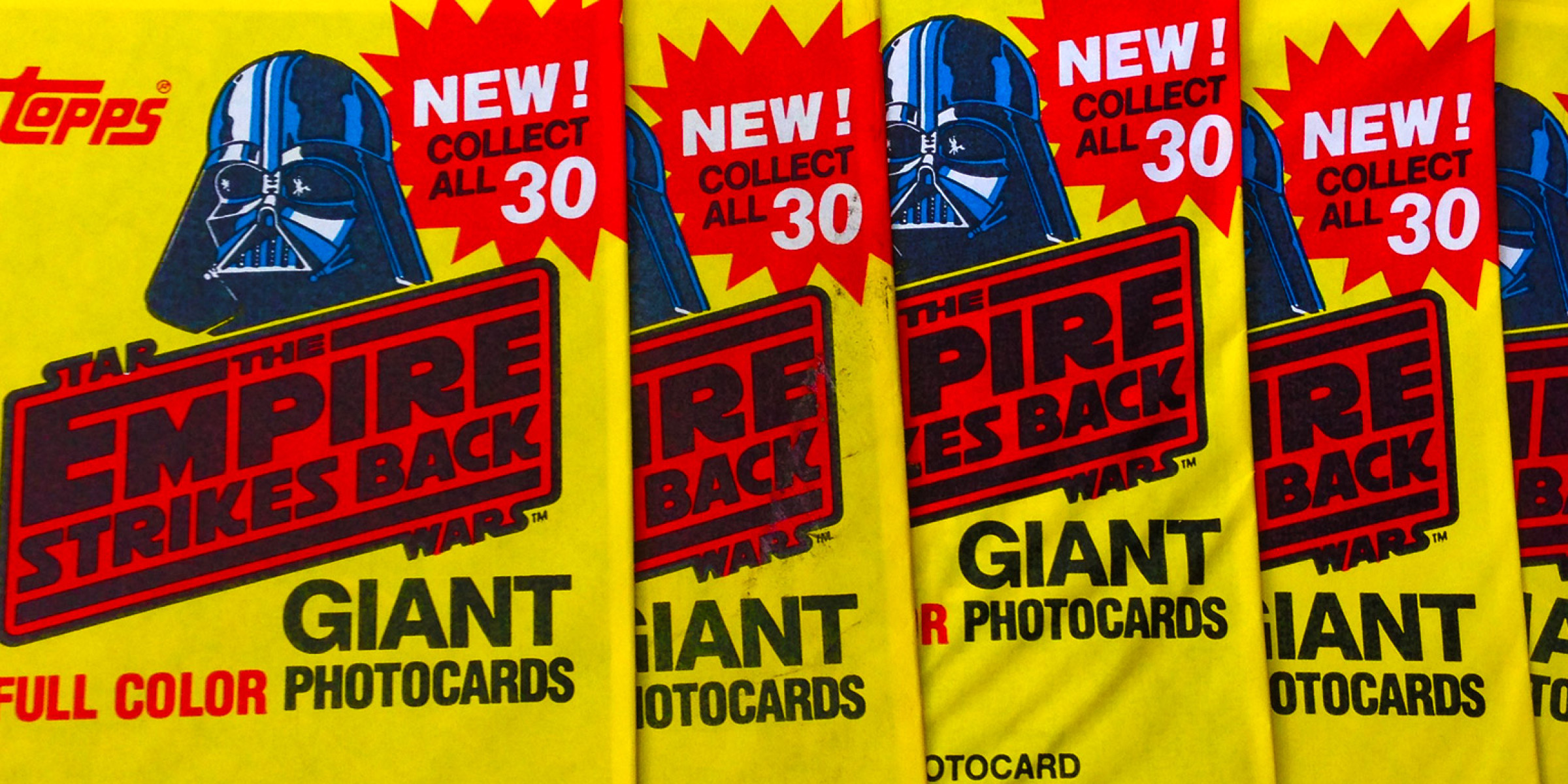 Empire Strikes Back Series 3 Trading Card Pack