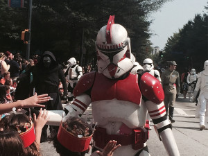 Dragon Con 2015 - clone trooper