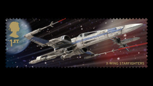 X-wing stamp