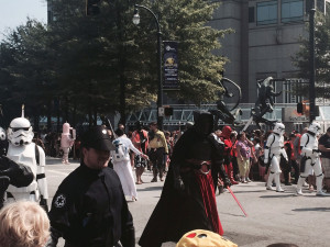 Dragon Con 2015 - Imperial troops