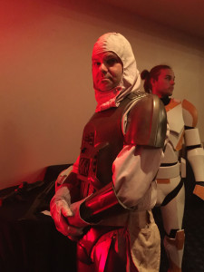 Dengar costumers at Dragon Con