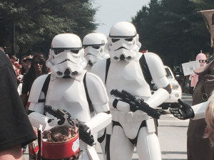 Dragon Con 2015 - stormtroopers
