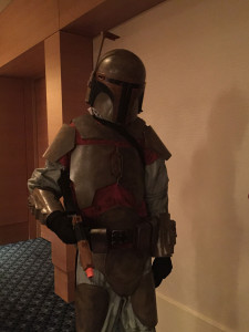 Star Wars costumers at Dragon Con