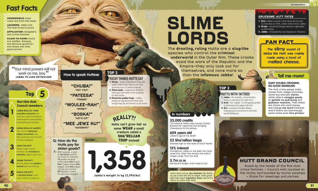 Star Wars: Absolutely Everything You Need to Know - Jabba the Hut