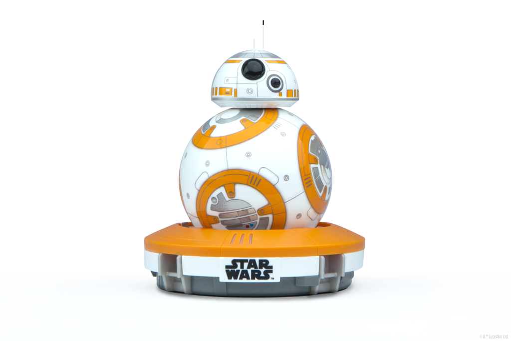 Sphero BB-8 toy - charging