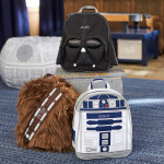 Pottery Barn Star Wars talking backpack