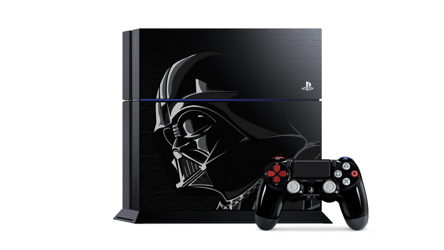 Limited Edition Darth Vader PlayStation 4 Sweepstakes ...
