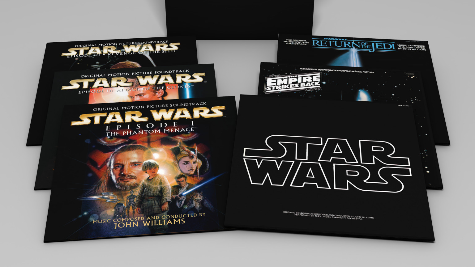 Sony Classical To Release Ultimate Editions Of Original Star Wars Soundtracks Updated Starwars Com