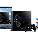 Sony PlayStation 4 Star Wars Limited Edition with Star Wars Battlefront