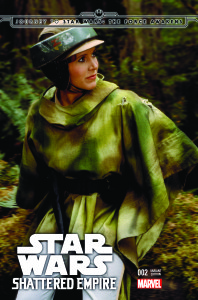 Star Wars Shattered Empire #2 Princess Leia