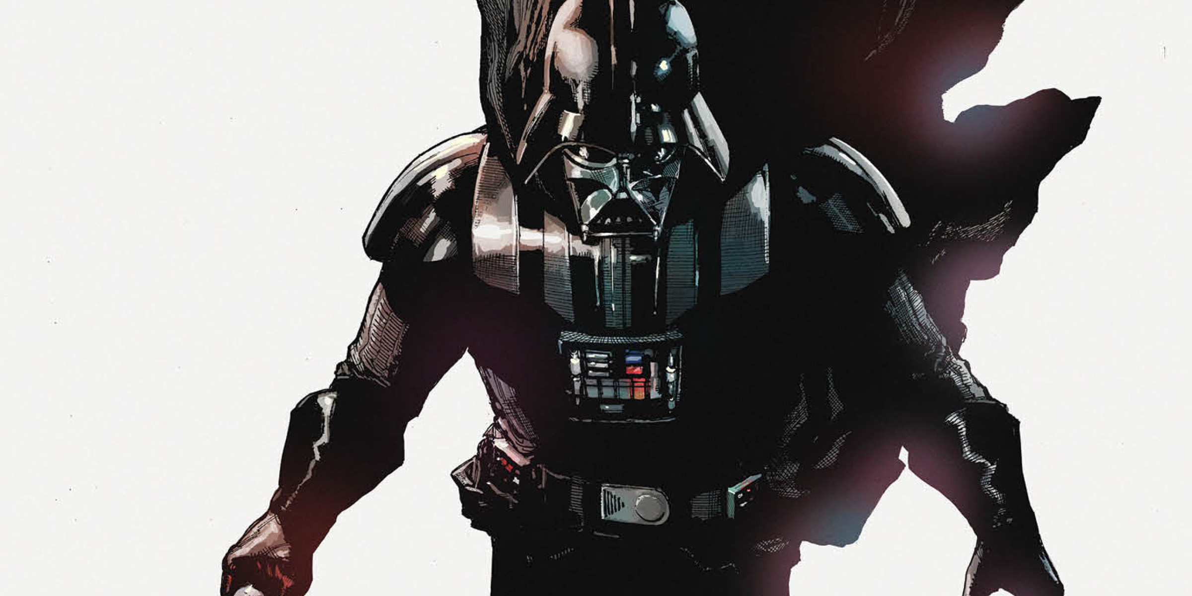 Darth Vader Annual #1 cover