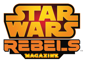 Star Wars Rebels magazine - Ezra