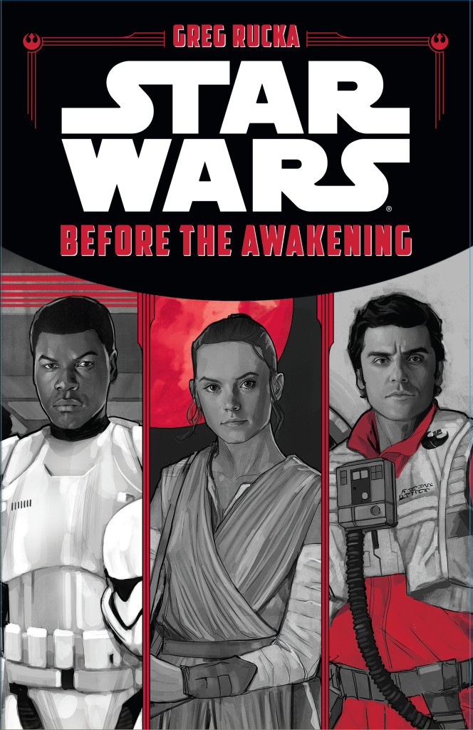 Cover of Star Wars: Before the Awakening