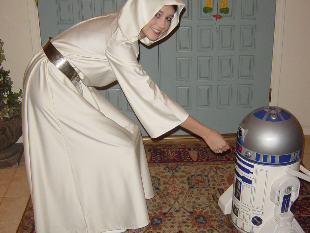 Alexandra Bracken as Princess Leia