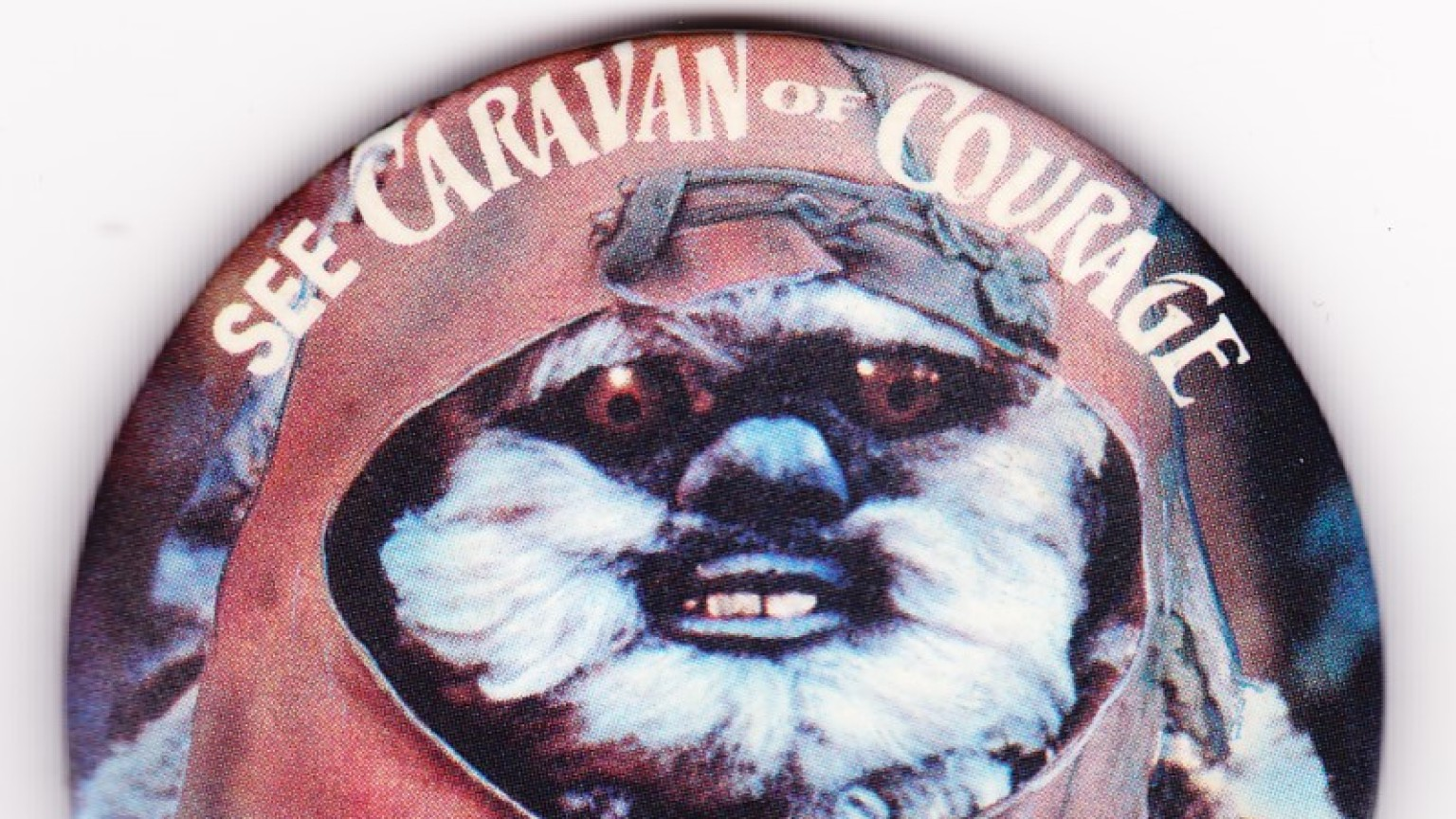 Caravan of Courage button
