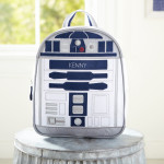 Pottery Barn Star Wars talking backpack - R2-D2