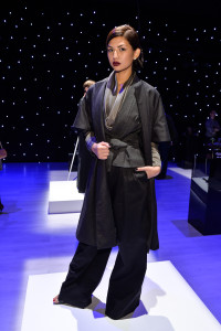 World MasterCard Fashion week - Jedi themed outfit