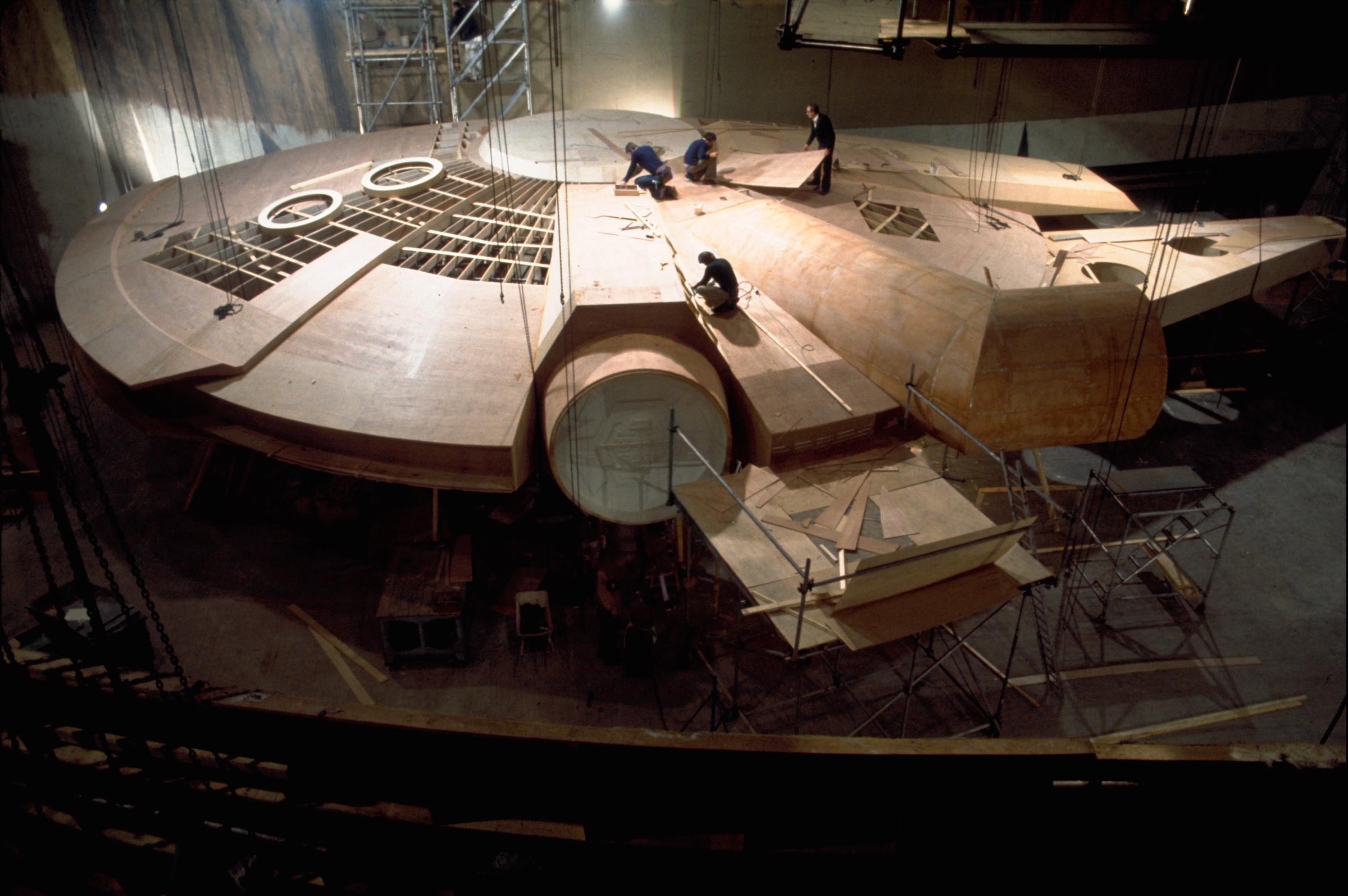 f54331de 5 Things You Might Not Know About the Millennium Falcon | StarWars.com