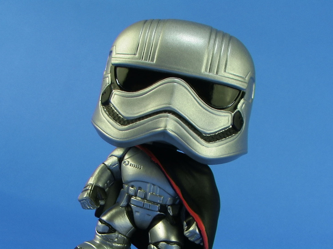 Captain Phasma Pop! vinyl