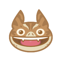 Loth-cat emoji