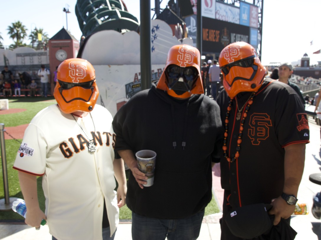Giants stormtroopers