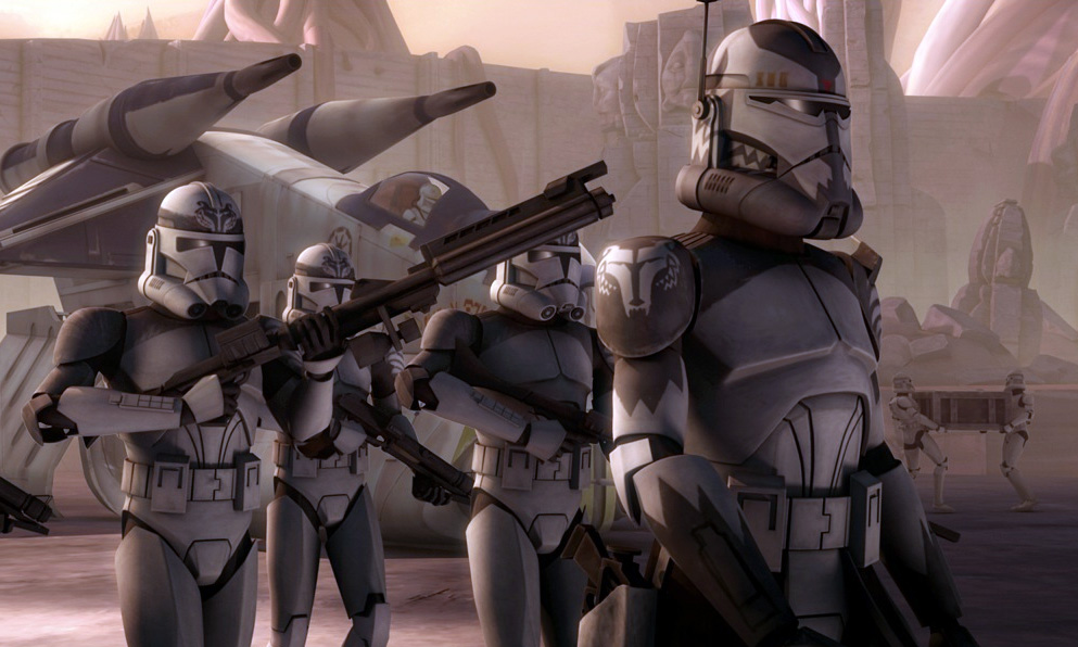 Elegant Kaminou0027s Finest: Captains And Commanders Of The Clone Army | StarWars.com