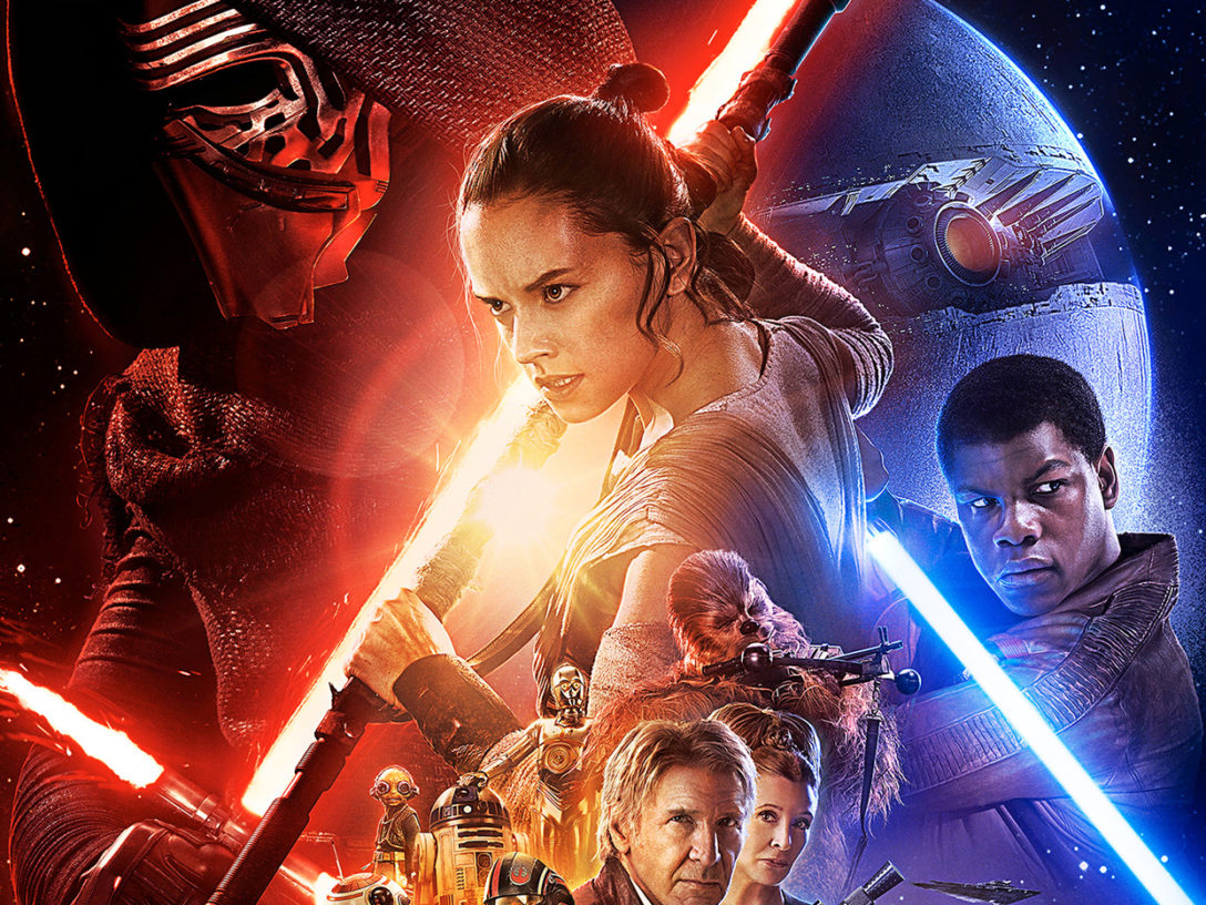 Star Wars: The Force Awakens Official Theatrical Poster