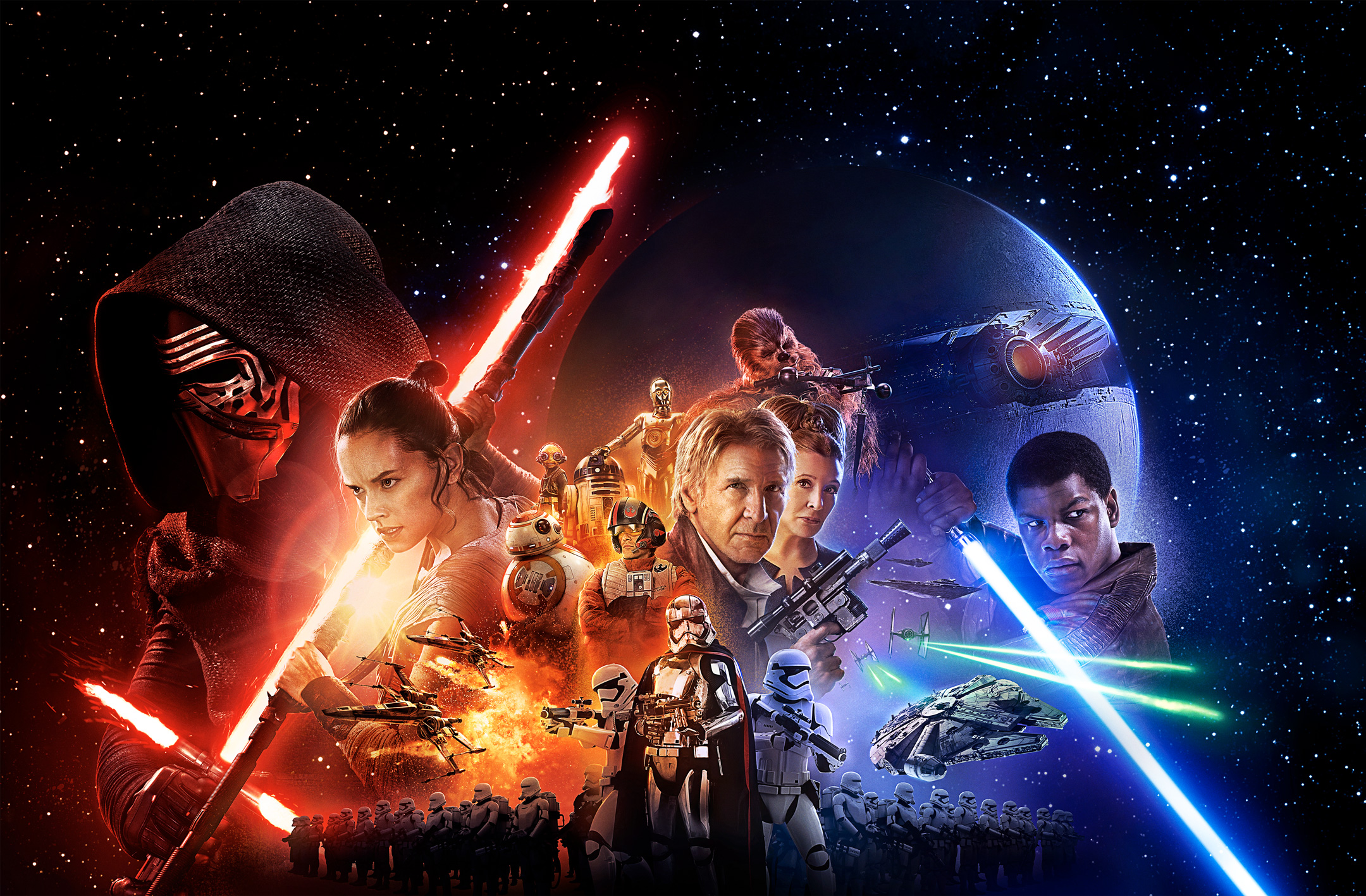 Star Wars O Despertar Da Forca Star Wars The Force Awakens