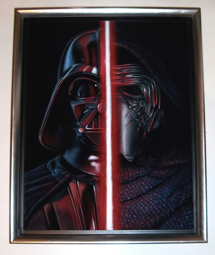 Art Awakens - Star Wars: The Force Awakens