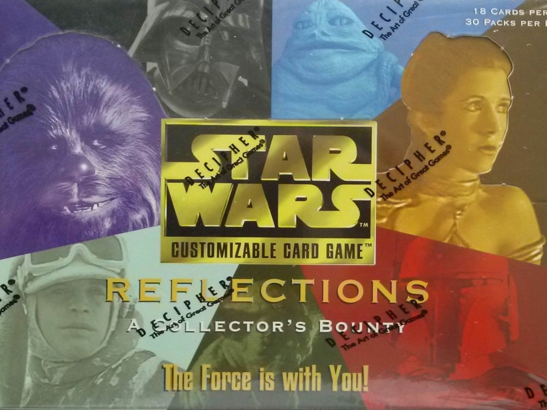 Star Wars Customizable Card Game - Reflections: A Collector's Bounty