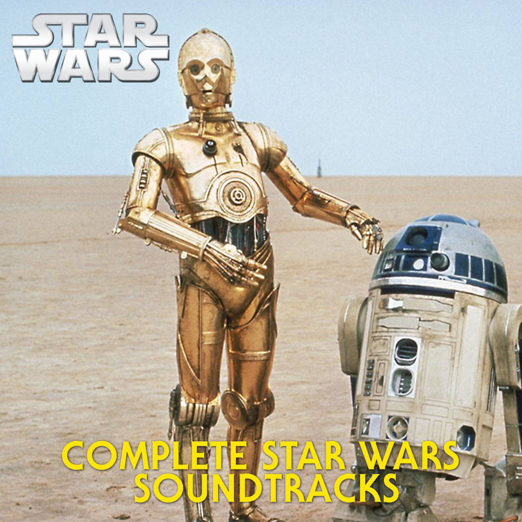 Star Wars Spotify - Complete Star Wars Soundtracks