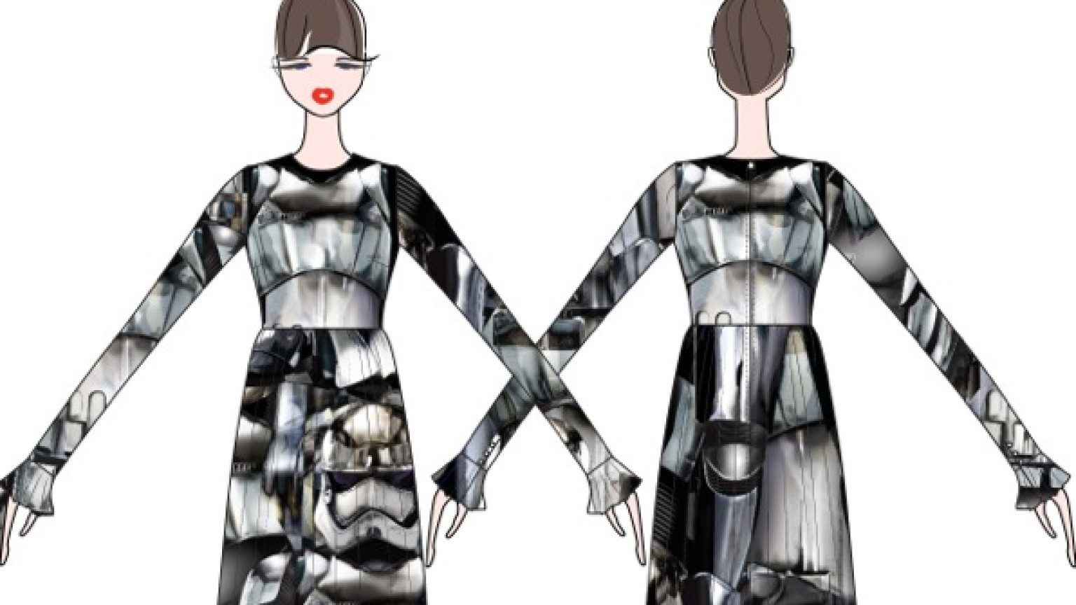 Force 4 Fashion - Giles Deacon