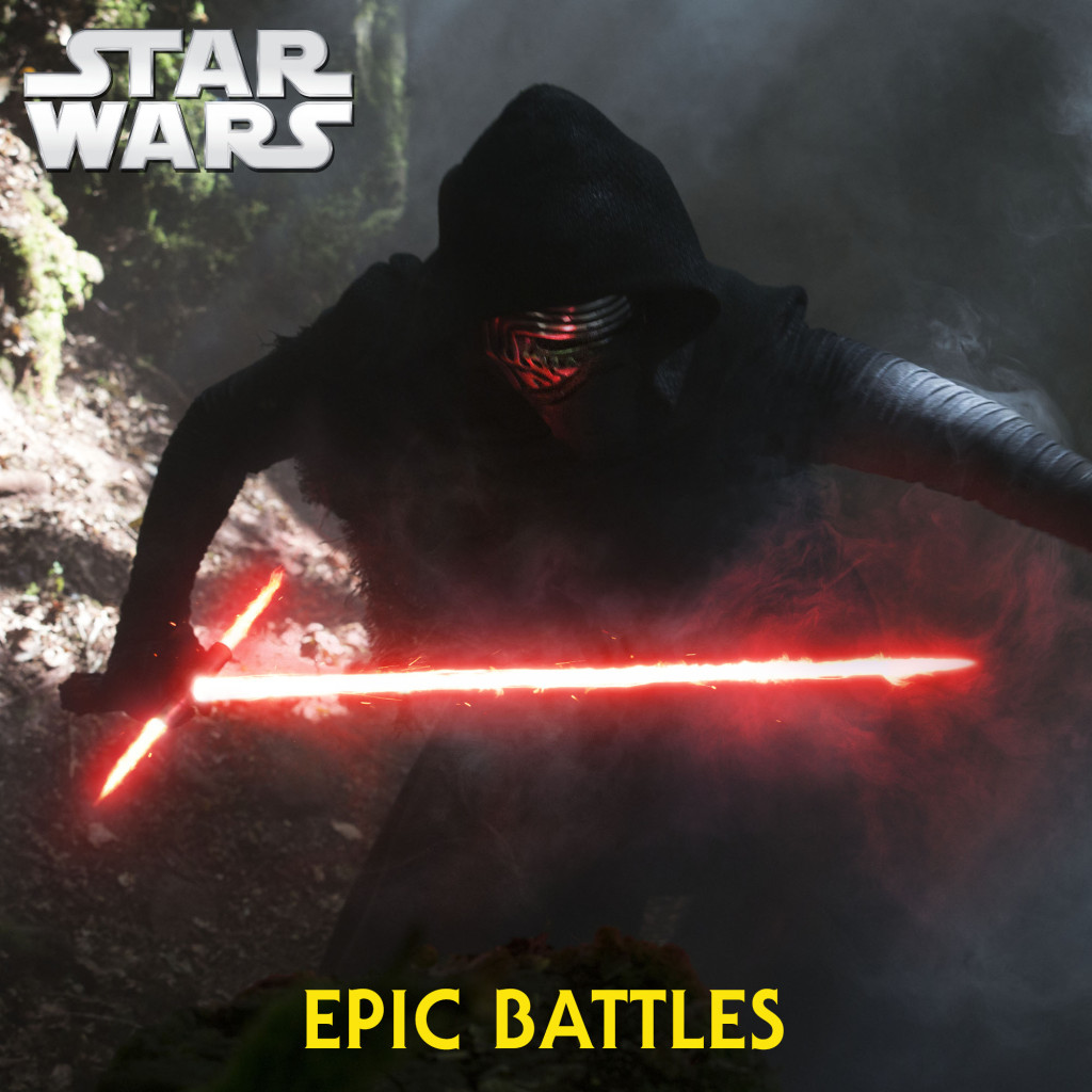 Star Wars Spotify - Epic Battles