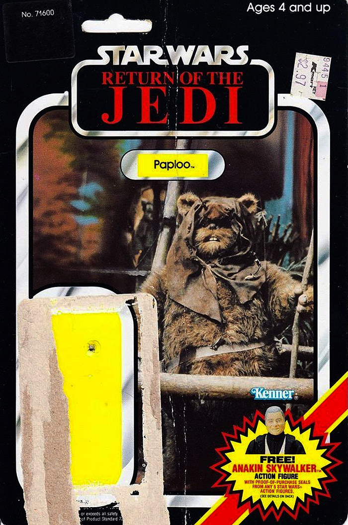 Vintage Kenner Star Wars Cardbacks! - Collectibles from ...