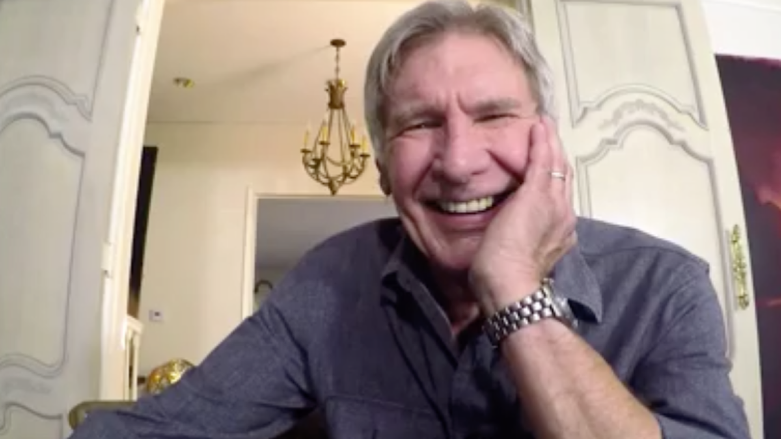 Force for Change - Harrison Ford