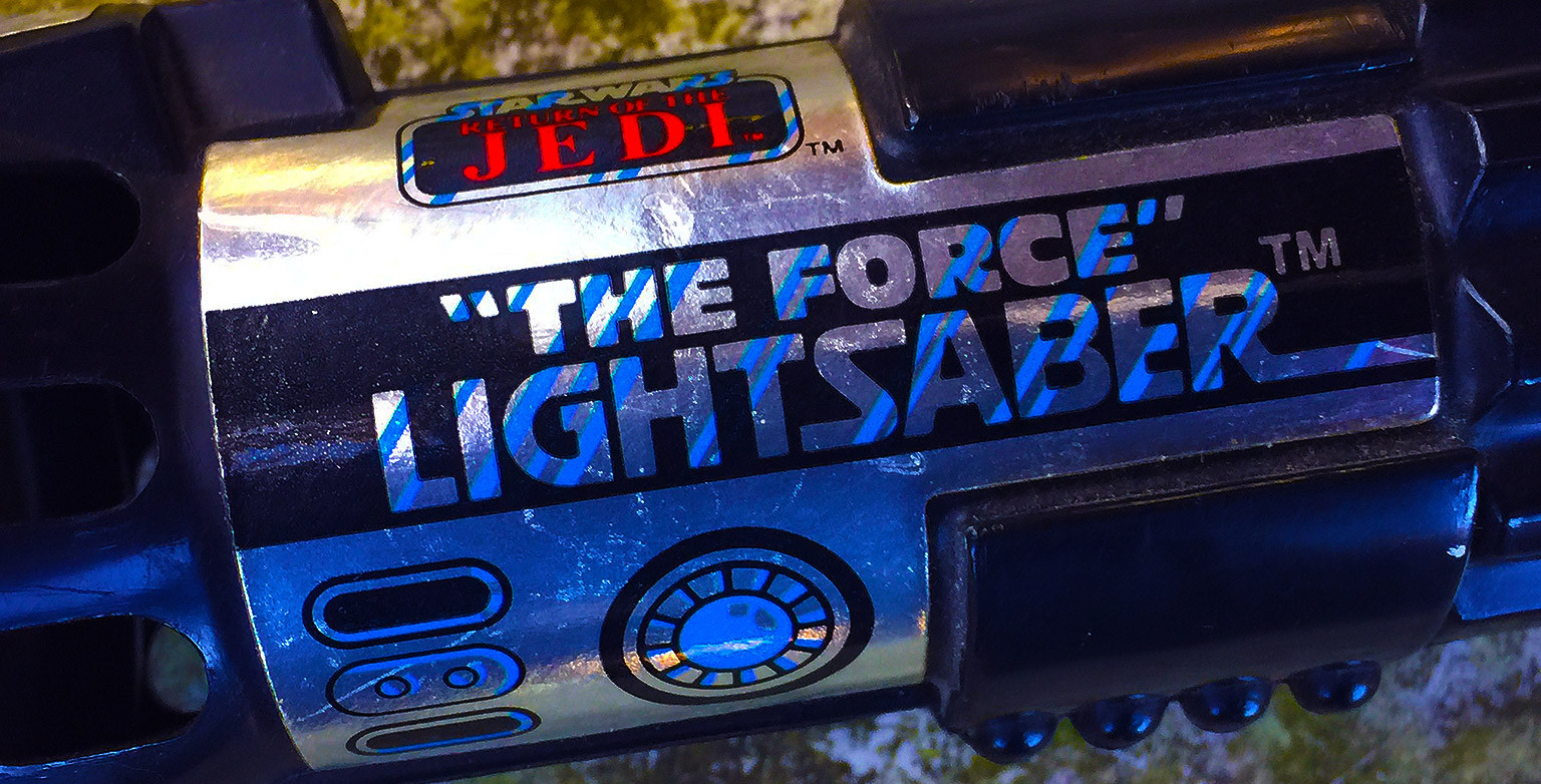 Force - Lightsaber